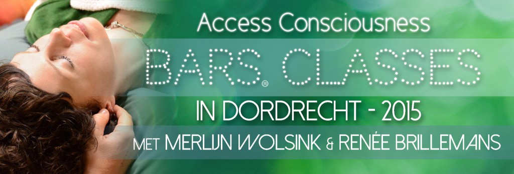 Access Bars Class Merlijn Omslag 2015