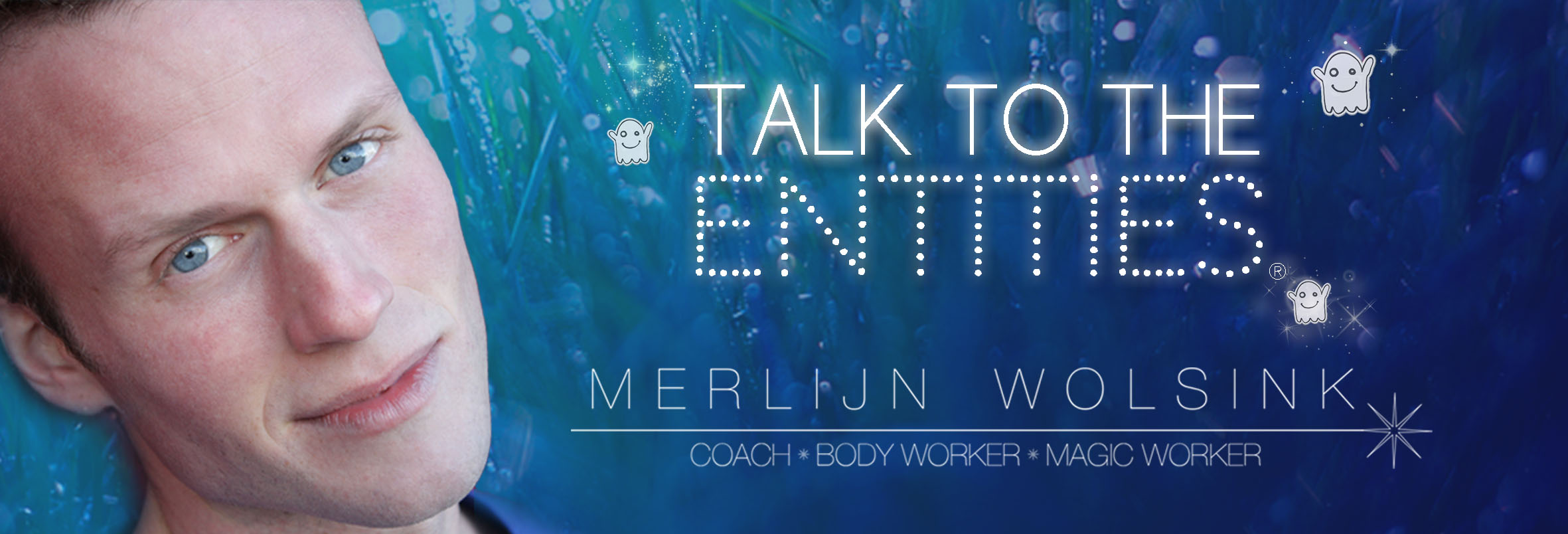 Talk To The Entities Merlijn Wolsink