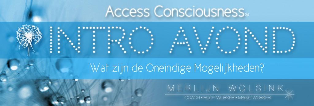 Merlijn Wolsink - Access Consciousness Intro