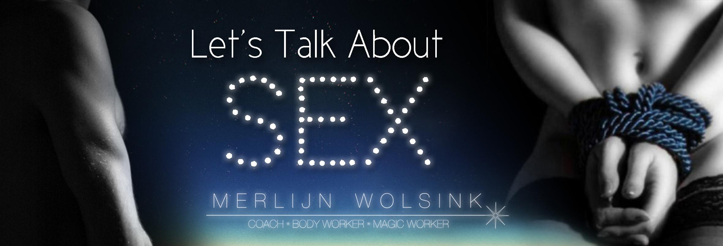 Merlijn Wolsink - Let's Talk About Sex