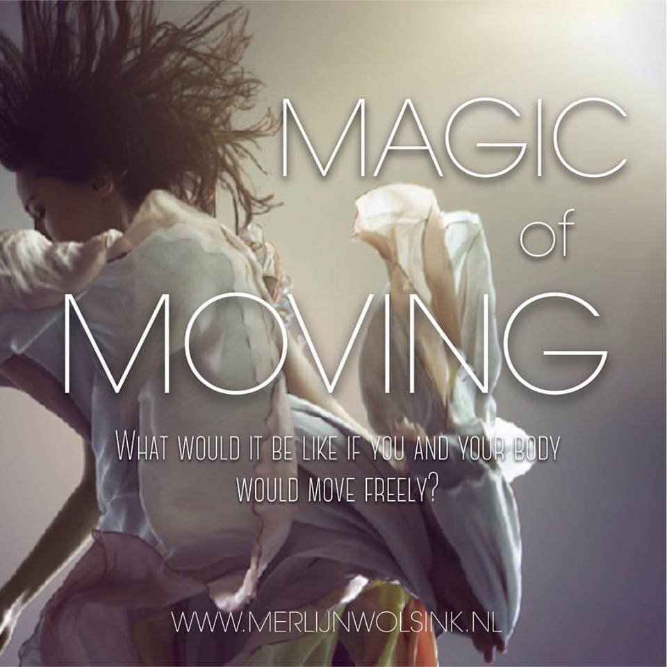 The Magic of Moving - Merlijn Wolsink