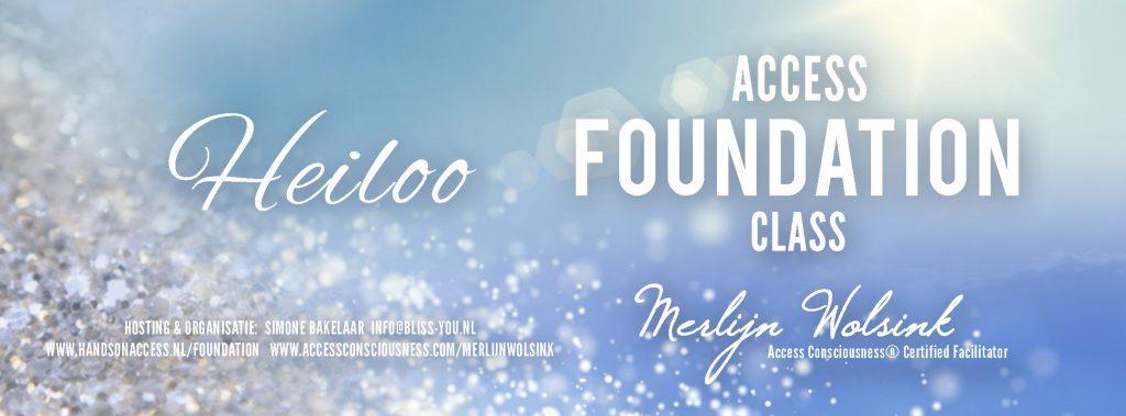 Access Foundation Class - Heiloo @ Bliss You | Heiloo | Noord-Holland | Nederland