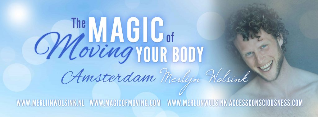 Magic with Moving Your Body generic Amsterdam