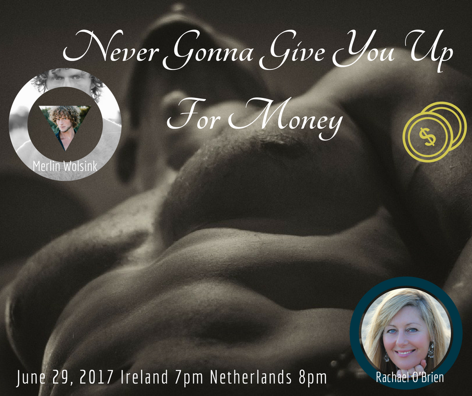[:nl]Never Gonna Give You Up With Money - One Time Call[:] @ Online