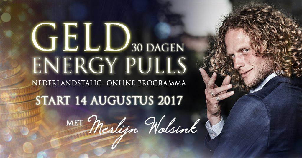 30 Dagen GELD Energy Pulls - Online Programma @ Online - Facebook