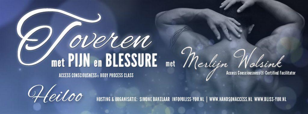 [:nl]Toveren met Pijn en Blessure - 1 Dag Masterclass - Heiloo[:] @ Bliss You | Heiloo | Noord-Holland | Nederland