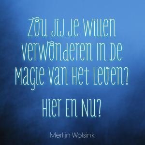 Merlijn Wolsink - Verwonder je in Magie