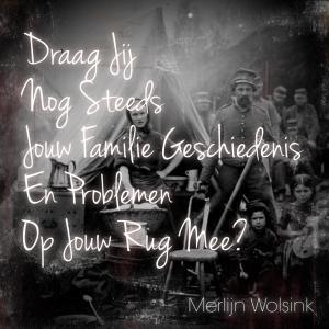 Merlijn Wolsink - Familie geschiedenis en problemen