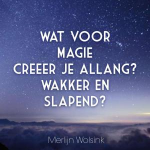 Merlijn Wolsink - Magie creëren wakker slapend