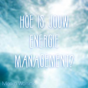 Merlijn Wolsink Energie Management