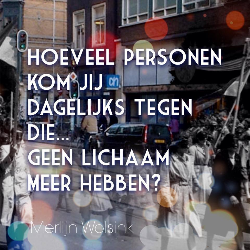 Merlijn Wolsink - personen zonder lichaam - aanwezigheden - entiteiten